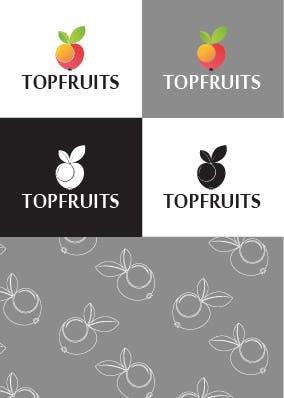 Logo design of food company