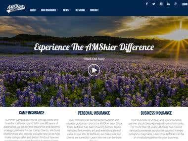 Amskier (Insurance based complex back-end)