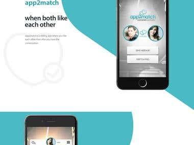 App 2 match
