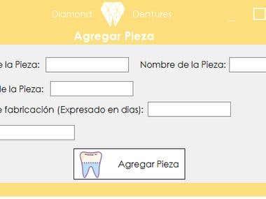Sistema Taller Dental