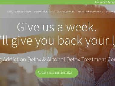 Web Site For gallusdetox