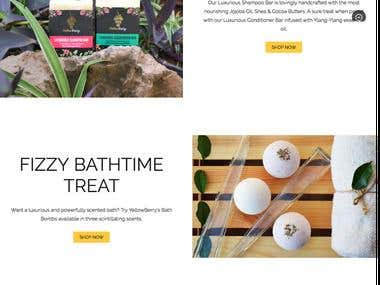 Yellow Berry Soaps
