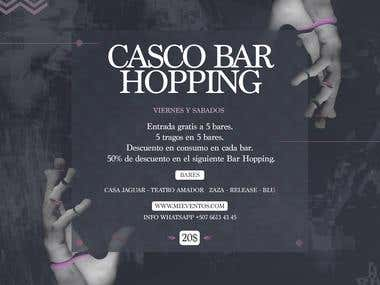 Casco Bar Hopping - Panama.