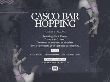 Casco Bar Hopping - Panama.
