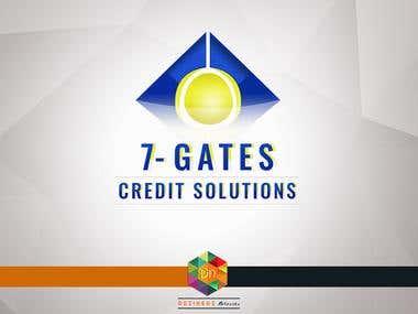 Logo Design | 7 Gates Credit Solutions