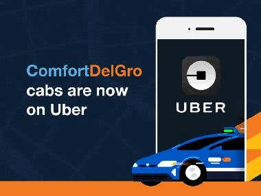 Latest Project by UBER