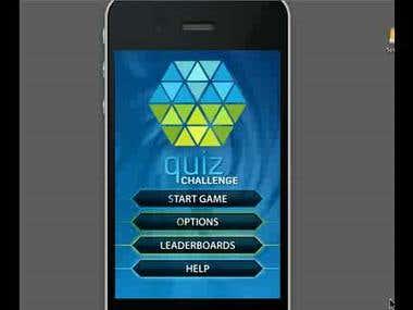 Quiz iOS app