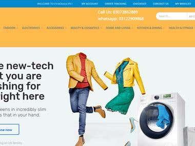 FirstChoice.Pk (E-commerce)
