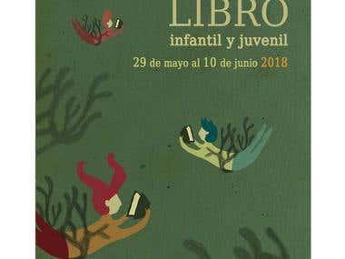 Afiche Feria del Libro