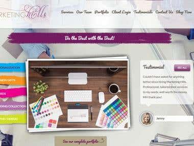 marketinghills.com : Wordpress