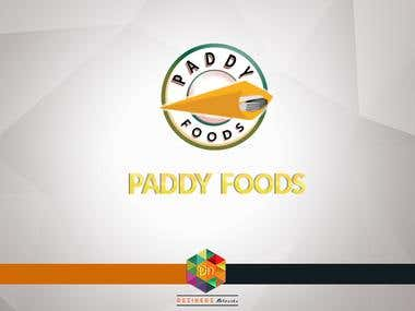 Logo Design | Paddy Foods