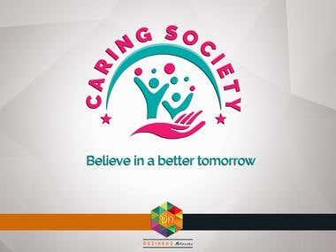 Logo Design | Caring Society Mauritius