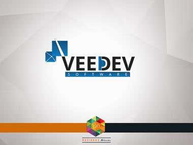 Logo Design | Vee-Dev Softwares