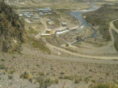 Condoroma and Tuti Water dam automation project.