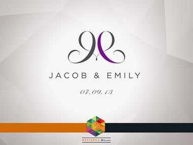 Logo Design | Jacob & Emily