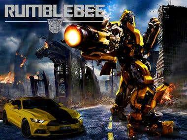 Rumblebee Poster