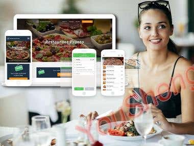 Online Ordering System for Restaurants