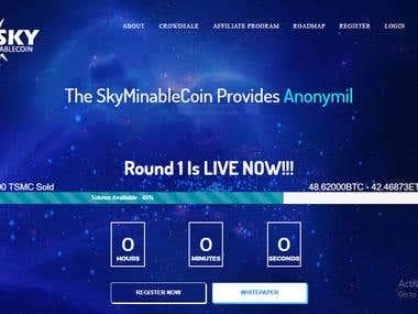 TheSkyMinableCoin