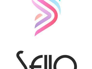 Logo clothes store