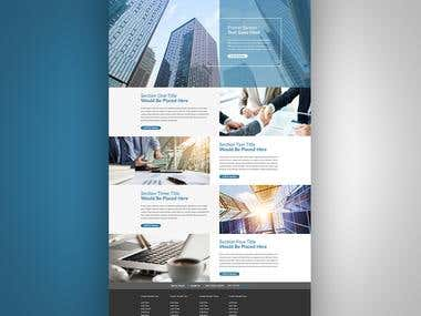 Insure Capital Group Website Design and Build