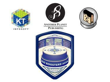 Badge logo, and some others
