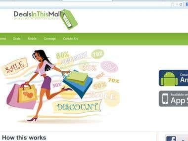 updated website => http://dealsvibe.com/