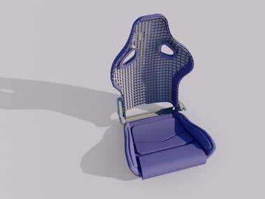 Competition Seat.