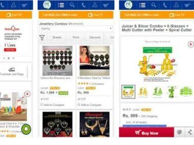 Naaptol shop right shop more app