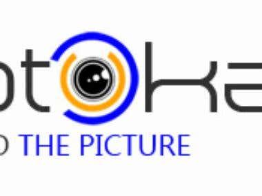 logo design for photokavya.com
