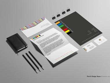 Branding & Stationery Design
