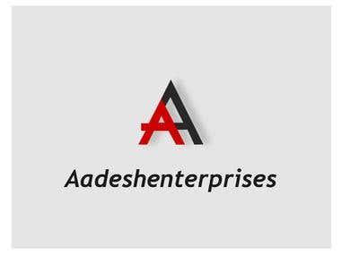 Aadesh Logo