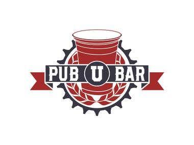 PUB U BAR Logo