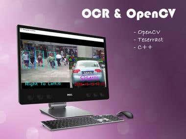 OCR + OpenCV(http://companyinfo.thejinhu.com/portfolio/carp)