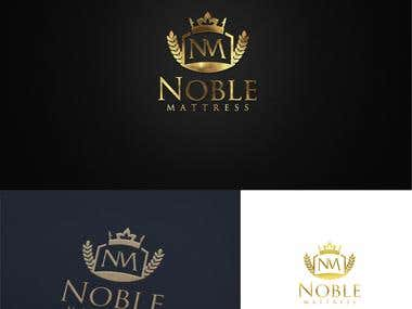 Logo for Noble Mattress