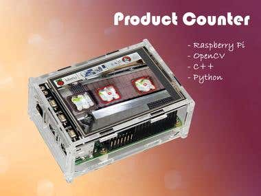Product Counter
