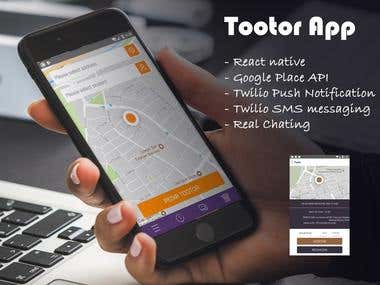 Tootor App