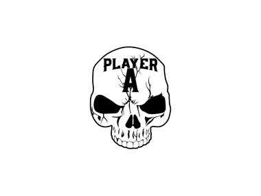 Player A Logo