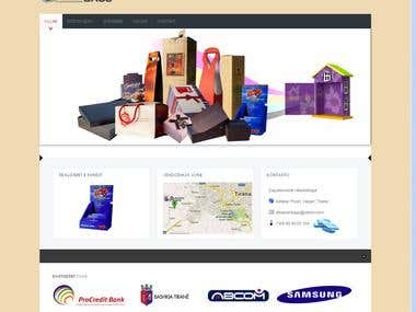 Website Albanianbags