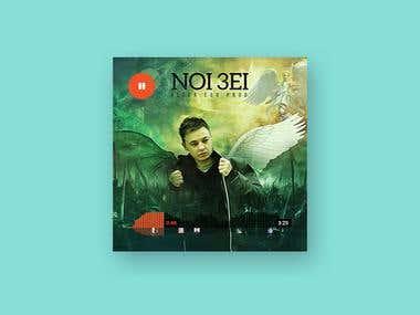 NOI 3EI Music Album Cover