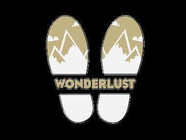 Logo for Wonderlust