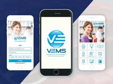 Virtual Education Monitoring System (VEMS)