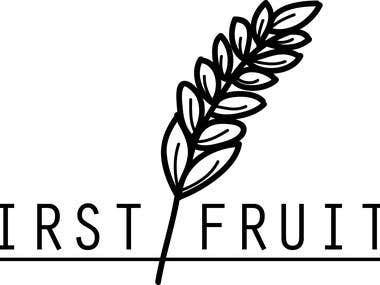 First Fruits Logo