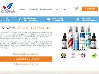 The World'sFinest CBD Products
