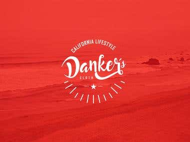 Naming and Logo for California Style Clothes Brand