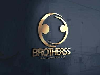 Logo Design For BROTHERSS