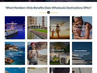 Wholesale Destinations