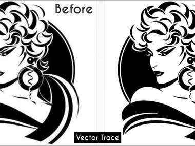 Vector Trace