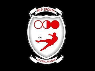 NLP FOOTBALL LOGO
