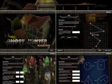 Learnalot - Ghost Hunter Academy
