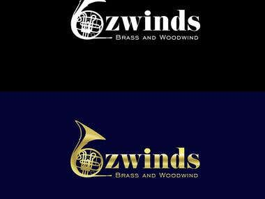 Ozwinds logo